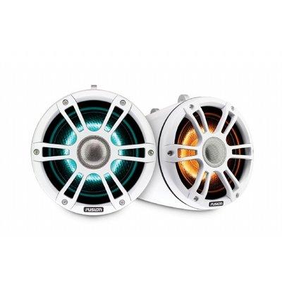 Fusion SG-FLT652SPW 6.5'' Sports White Tower Speaker CRGBW LED