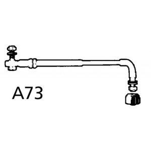 Ultraflex A73 - stuurarm voor Mercury motoren