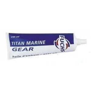 Titan Marine Staartstukolie Unil
