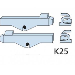 Ultraflex Aansluitset  K25