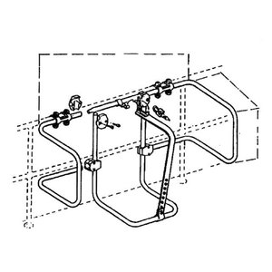 Talamex Universele korfbevestiging voor containers