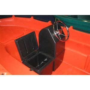 Whaly Stuurconsole zonder stuursysteem, kleur zwart Whaly 310-435