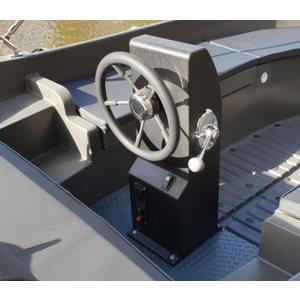 Whaly Stuurpaal zonder stuursysteem kleur zwart Whaly 450 Classic
