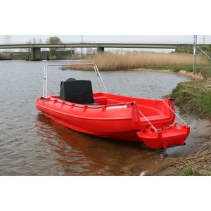 Whaly Navigatiebeugel RVS (Whaly 455) XL Uitvoering