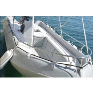 Whaly Railing RVS (Whaly 500)