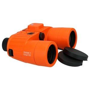 Bynolyt Optics Searanger II 7x50 oranje met kompas