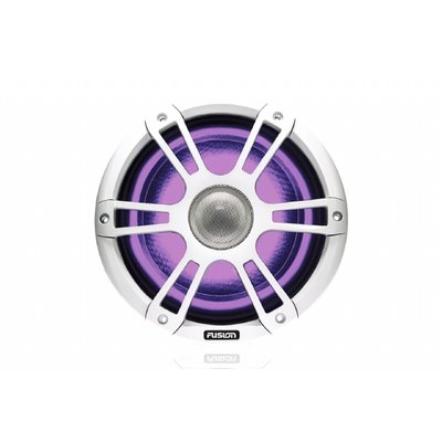 Fusion SG-FL882SPW 8.8'' SPEAKERS 2WAY SIGNATURE WHITE SPORT GRILLE CRGBW LED