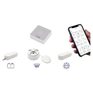 Glomex Zigboat - wireless & remote control system