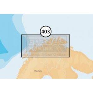 Navionics PLATINUM+ MSD - 5P403XL NORTHERN NORWAY