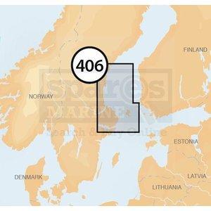 Navionics PLATINUM+ MSD - 5P406XL GUSTAVSVIK/AALAND I