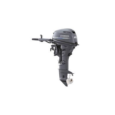 Yamaha YAM 310 TAf - aluminium bodem