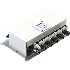 Marco OCS6/E elektronisch olieverversingssysteem - 6 BSP-kleppen 12/24V