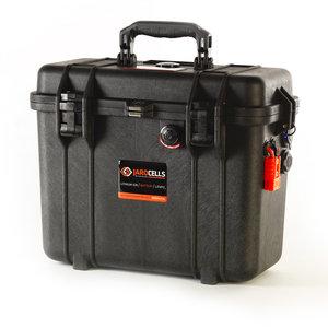 Jarocells JARO-BTP 12V 125Ah Portable Accu