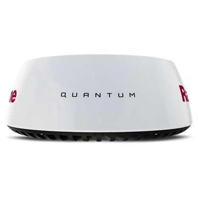 Raymarine Quantum Q24C 45 cm radar met 10mtr voedingskabel