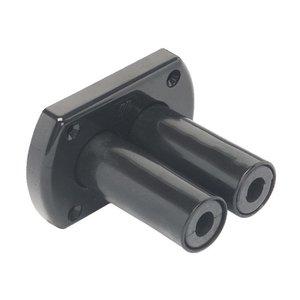 Ultraflex Dekdoorvoer dubbel R8