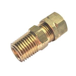 """Ultraflex Rechte koppeling SF38 3/8"""" voor stuurpomp"""