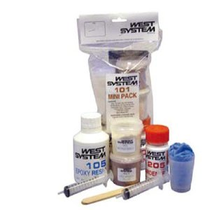West Epoxy hars Mini Pack 101