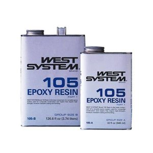 West System B Pack Epoxyhars