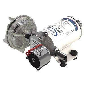 Elektrische drinkwaterpomp met elektronische sensor