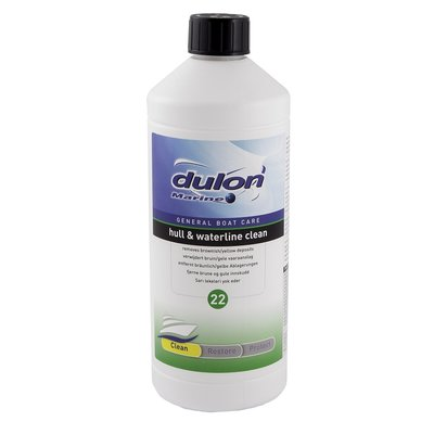 Dulon 22 - Hull & Waterline Cleaner