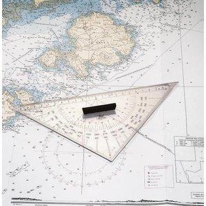 Plastimo Driehoek plotter