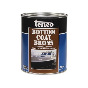 Tenco Tenco Bottomcoat Brons