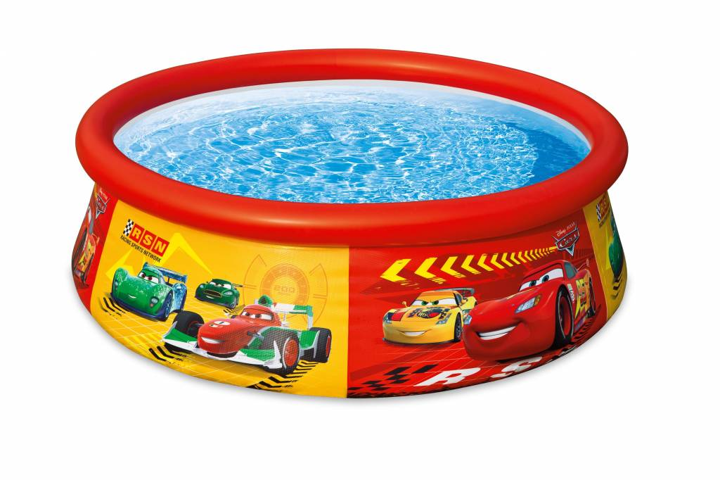 Intex Zwembad Cars Easy Set