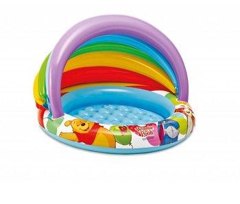 Intex Opblaasbaar Speelzwembad Winnie the Pooh met Afdakje (1-3 Jaar)