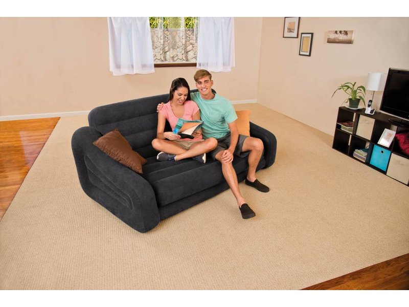 Intex Pull-Out-Sofa Tweepersoons