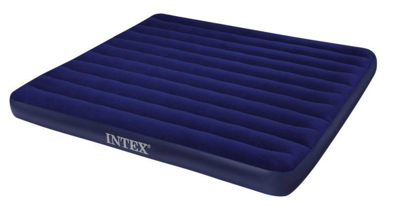 Intex Luchtbed King Classic Downy Tweepersoons Ruim
