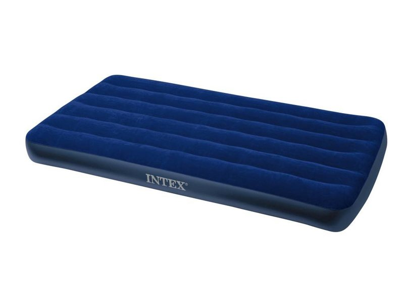 Intex Luchtbed Twin Classic Downy Eenpersoons
