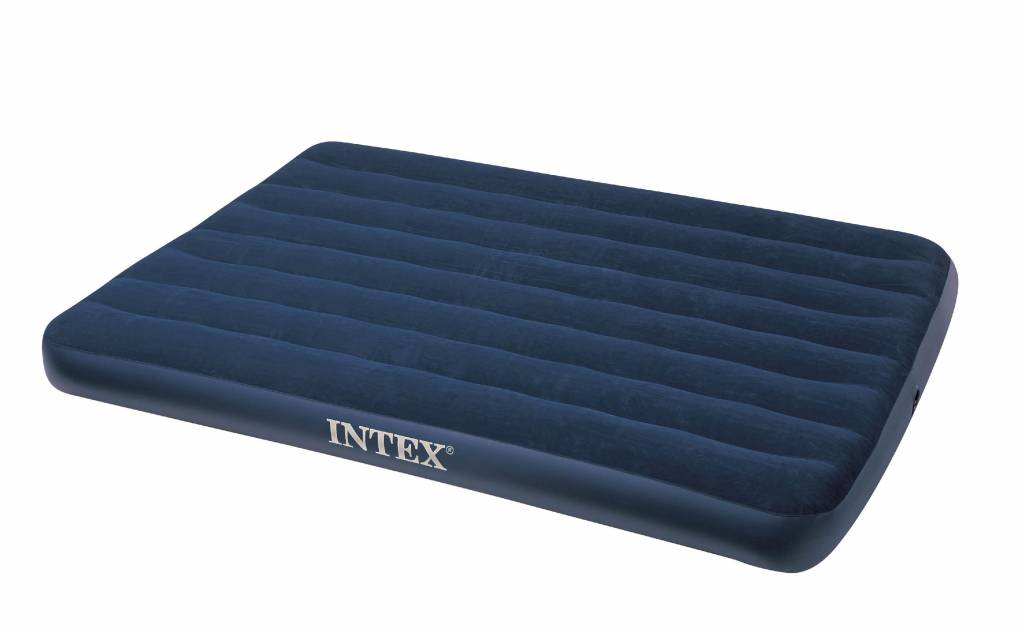 Intex Luchtbed Full Classic Downy Tweepersoons