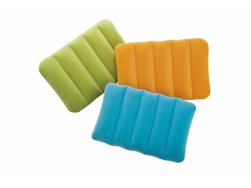 Intex Kinderluchtbed 3-kleuren