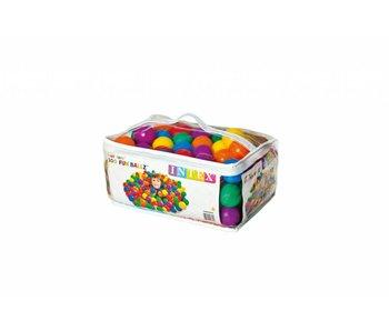 Intex Speelballen 100 stuks (2 jaar - 6.5 cm)