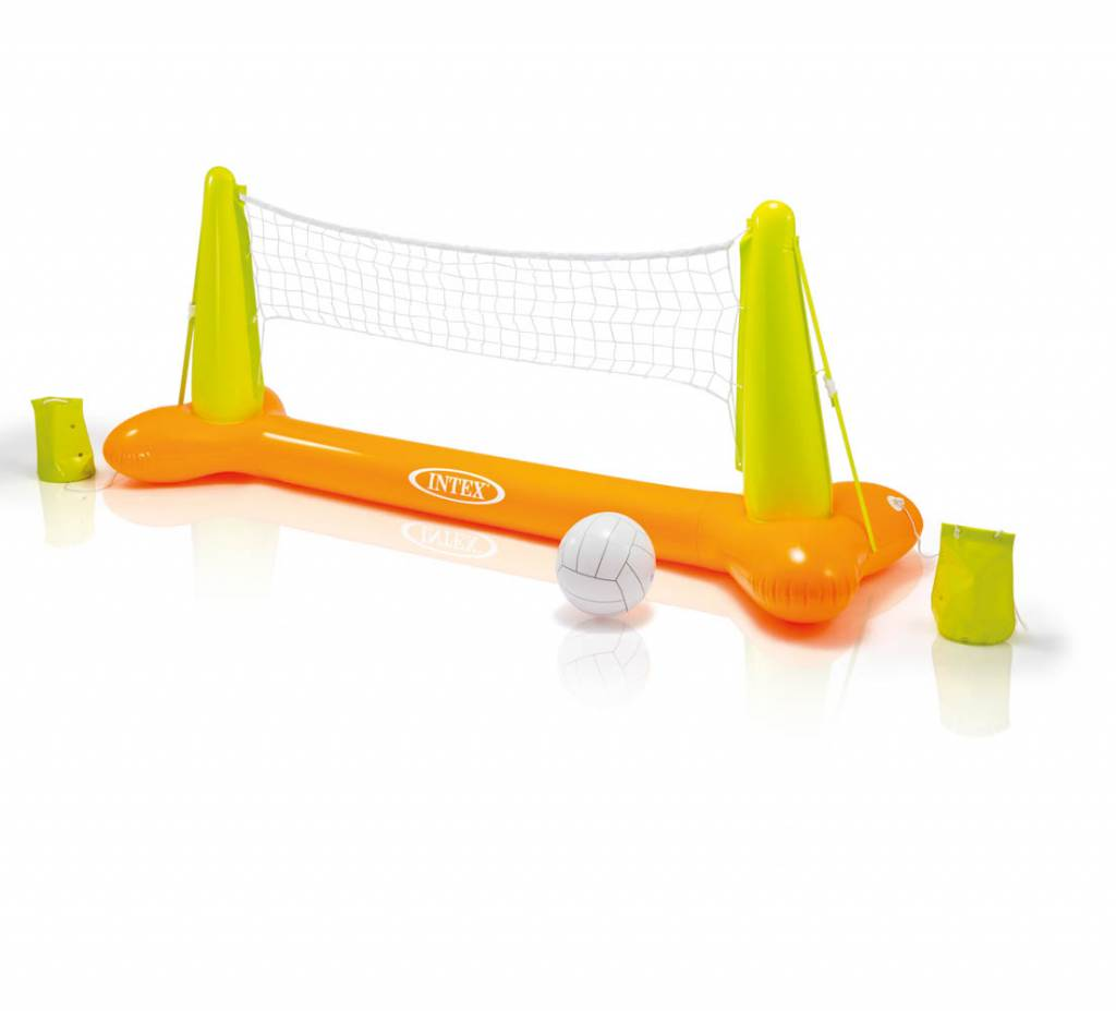 Intex Opblaasbaar Volleybal Net