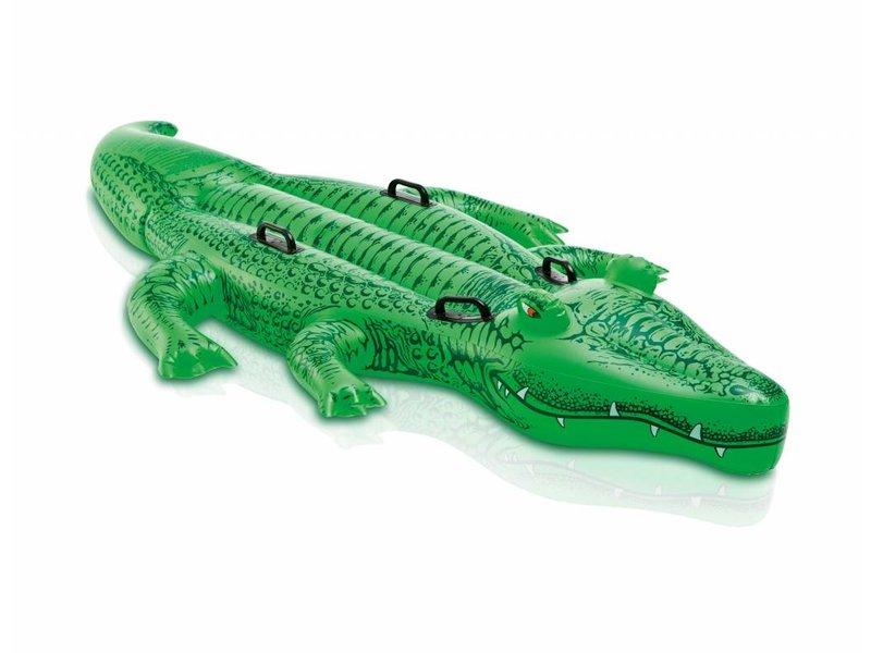 Intex Opblaasbaar Krokodil Groot Model