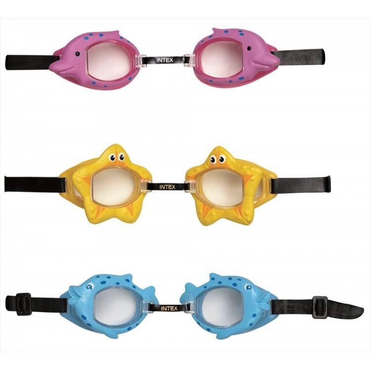 Intex Duikbril fun (3-8 jaar)
