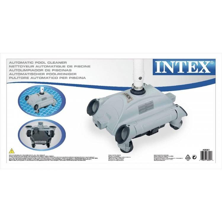 Intex Zwembad Auto Cleaner
