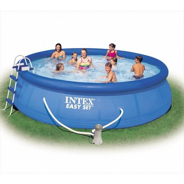Intex Zwembad Easy Set 549 x 122 cm