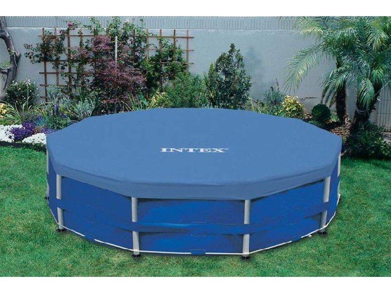 Intex Zwembad Afdekzeil Frame 305 cm