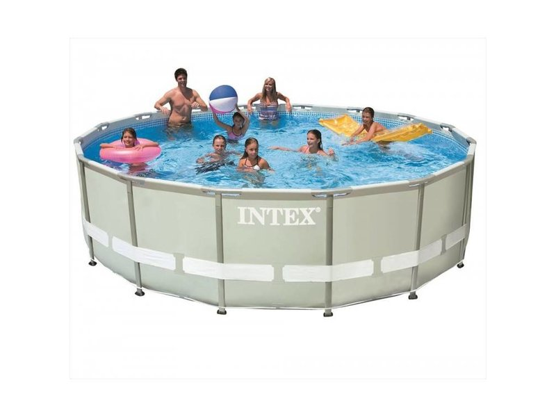 Intex Zwembad Ultra Frame 427 x 107 cm