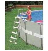 Intex Zwembadtrap Met Afneembare Treden 122 cm