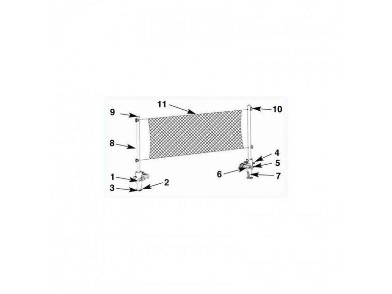 Intex Zwembad Rectangualar Ultra Frame 975 x 488 x 132 cm