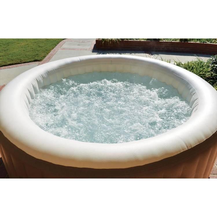 Intex Opblaasbaar Bubbel Spa (6 persoons)
