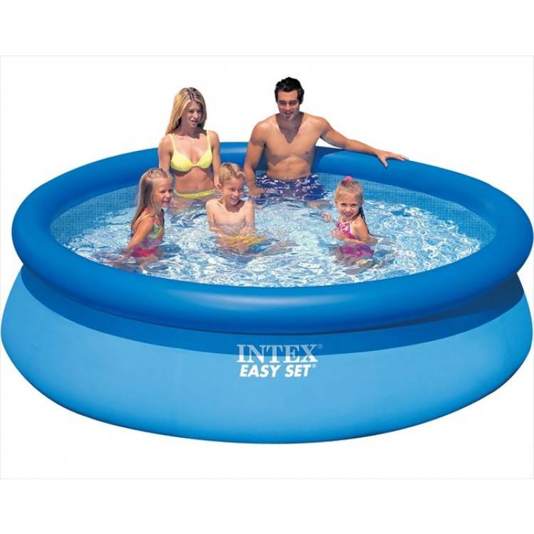 Intex Zwembad Easy Set 305 x 76 cm