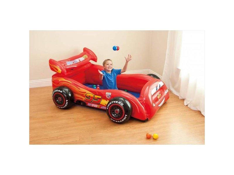 Intex Opblaasbaar Auto Cars incl. Ballen