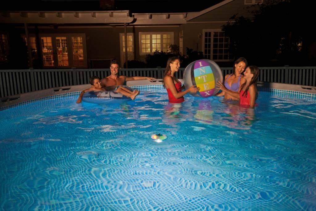 Intex Zwembad Drijflicht