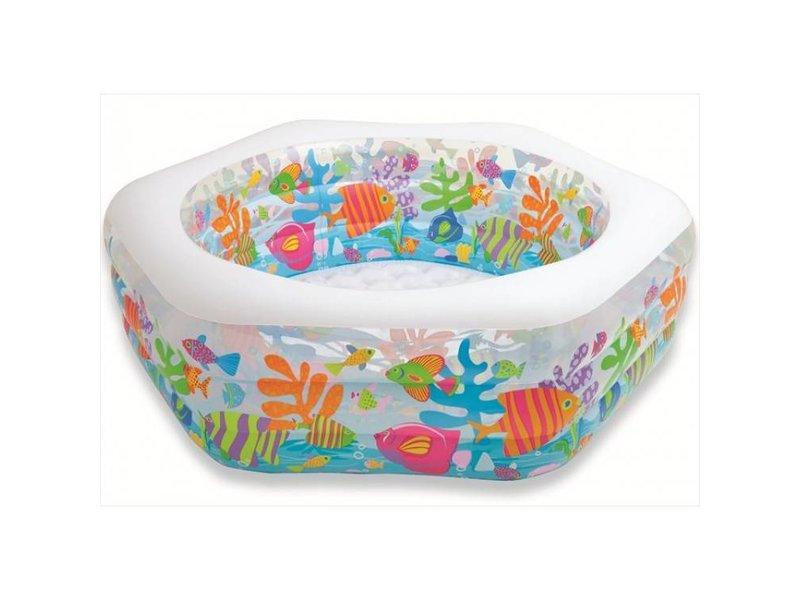 Intex Opblaasbaar Zwembad Visjes