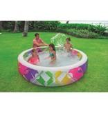 Intex Opblaasbaar Zwembad Vrolijk