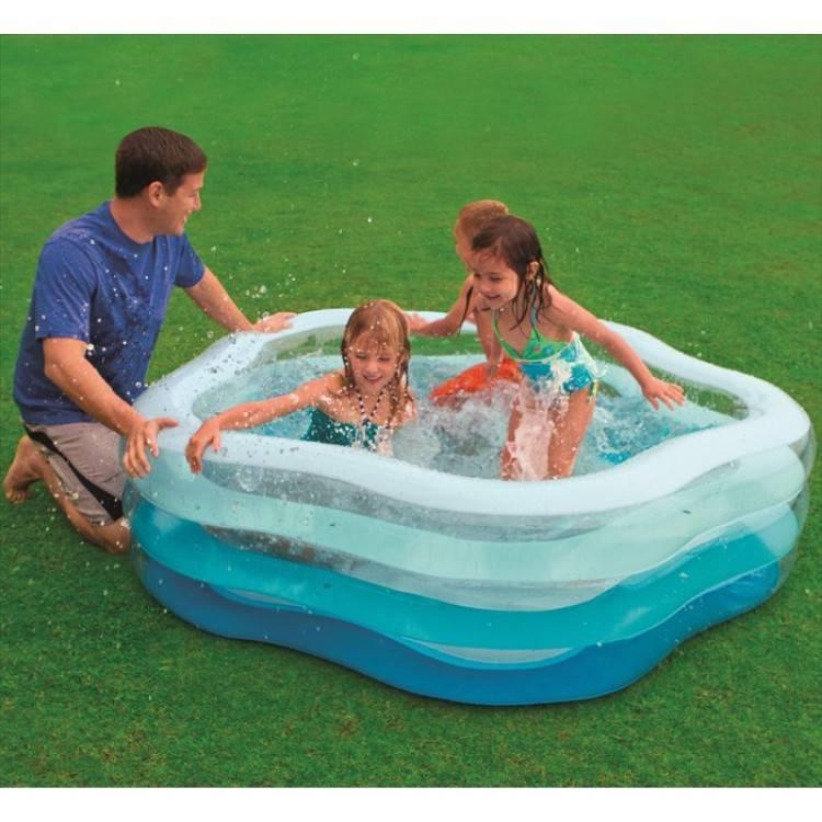 Intex Opblaasbaar Zwembad Ster